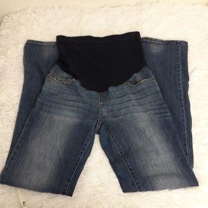 Liz Lange Maternity for Target Bootcut Jeans SZ 2